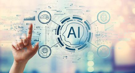 通过 AI 自动学习将数据转变为可预测的模型